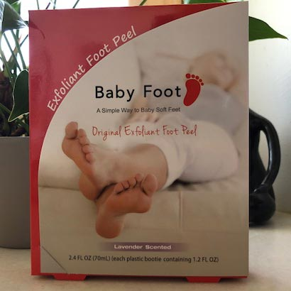Baby Foot Peeling Mask