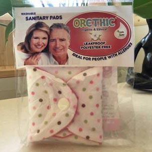 Orethic Washable Sanitary Pads